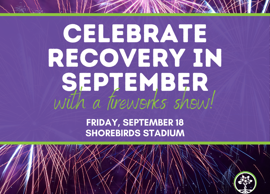 """Hudson Celebrates Recovery Month with a """"Bang"""" With Fireworks Show on September 18"""